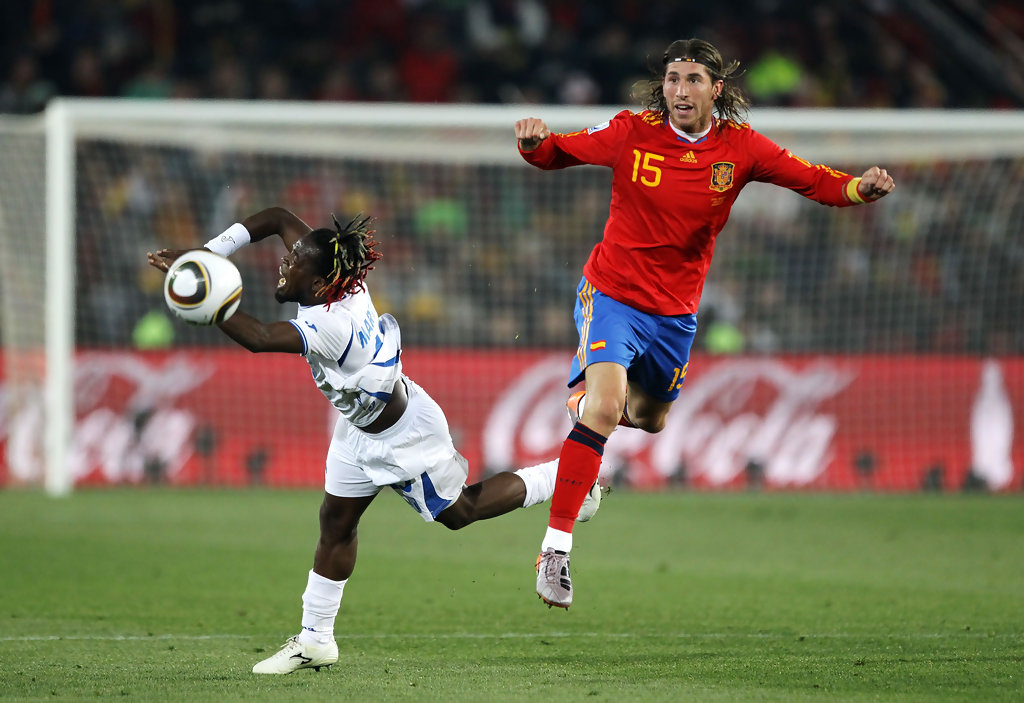 Spain+v+Honduras+Group+H+2010+FIFA+World+Cup+TTVUlxgIXrvx