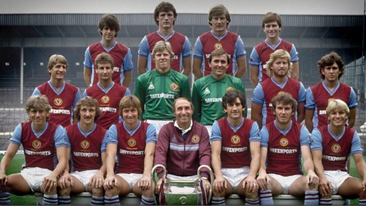 Aston Villa 1981-1982: il biennio d'oro