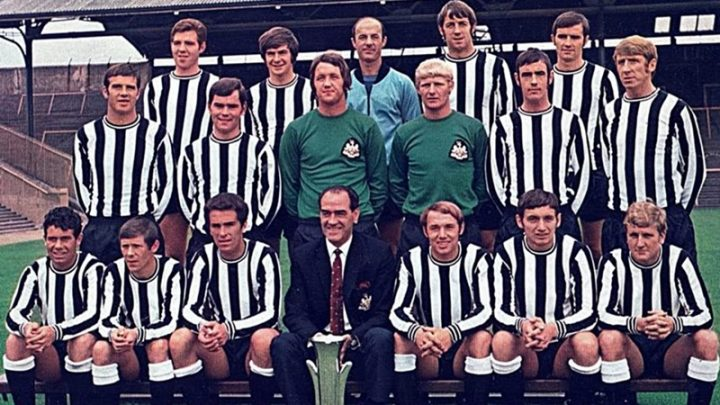 Coppa delle Fiere 1968-69: NEWCASTLE UNITED