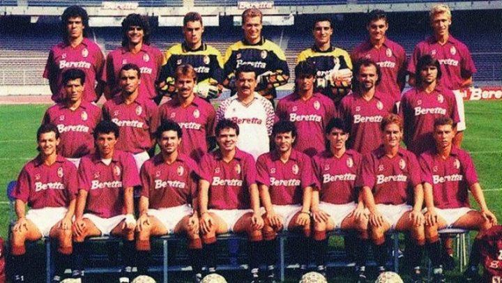 Torino 1992/92: L'UEFA sfiorata per un palo