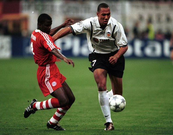Valencia v Bayern Muinch