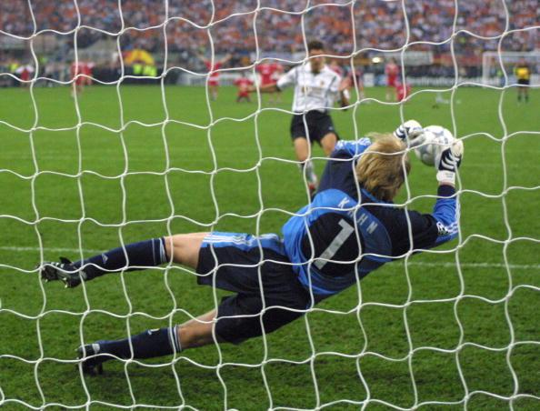 (FILES) Bayern Munich's goalkeeper Olive