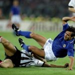 Andre Carnevarle of Italy