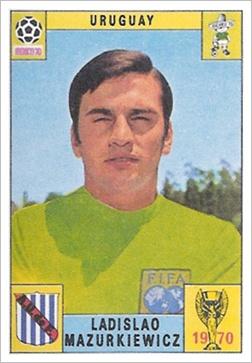 Uruguay70-Mazurkiewicz