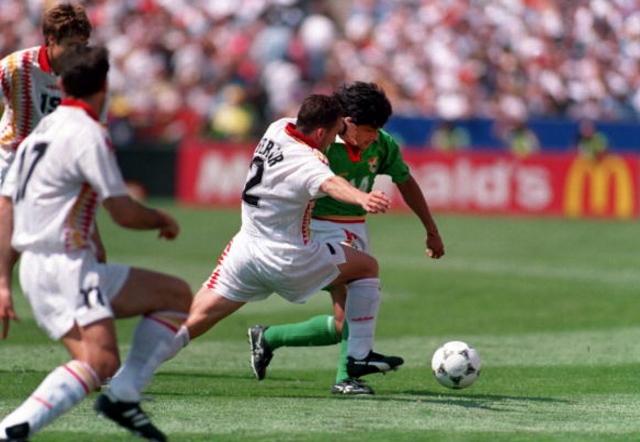 Spagna-Bolivia 3-1
