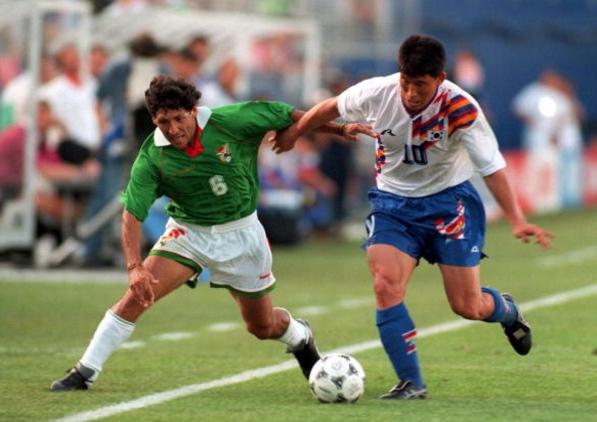 Corea del Sud-Bolivia 0-0