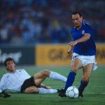 Italian Soccer Player Toto Schillaci
