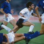 Soccer – Enzo Francescoli