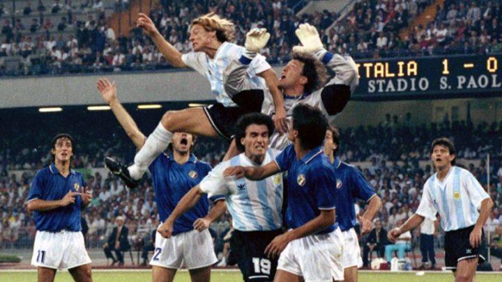 Mondiali 1990: Italia-Argentina 1-1; 3-4 d.c.r.