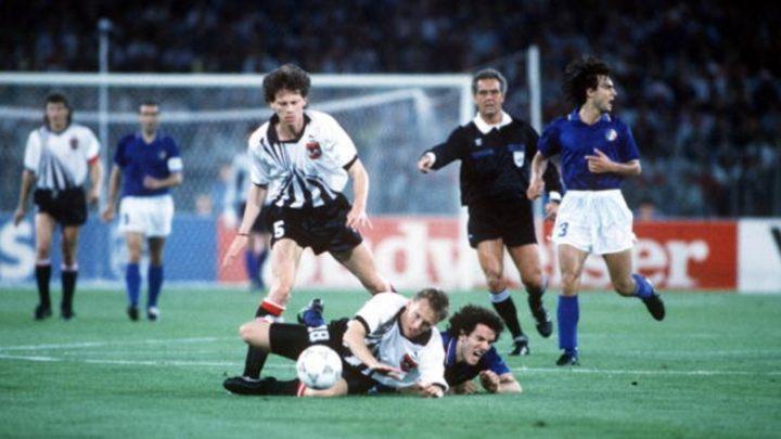 Mondiali 1990: Italia-Austria 1-0