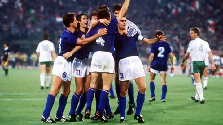 Mondiali 1990: Italia-Eire 1-0