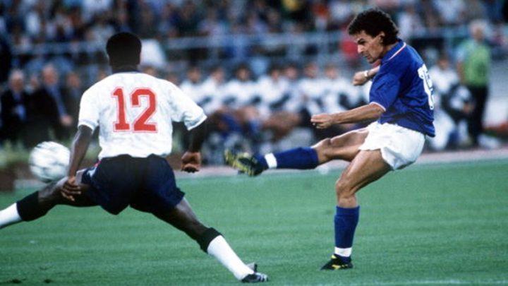Mondiali 1990: Italia-Inghilterra 2-1