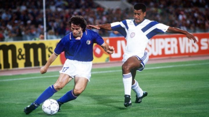 Mondiali 1990: Italia-Stati Uniti 1-0