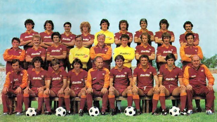 Roma 1982/83: Cuore Giallorosso