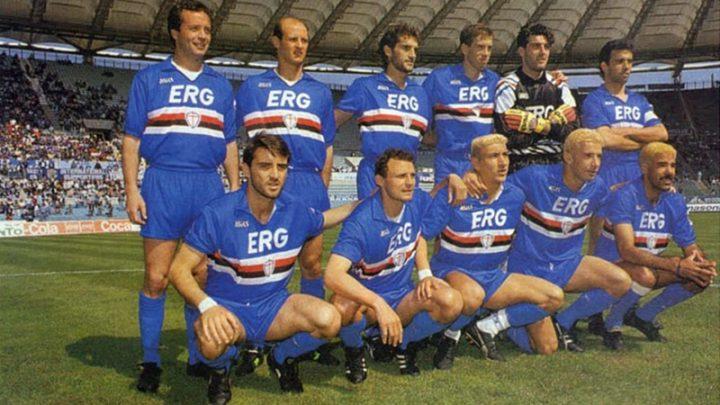 Sampdoria 1990/91: Lo scudetto del sorriso