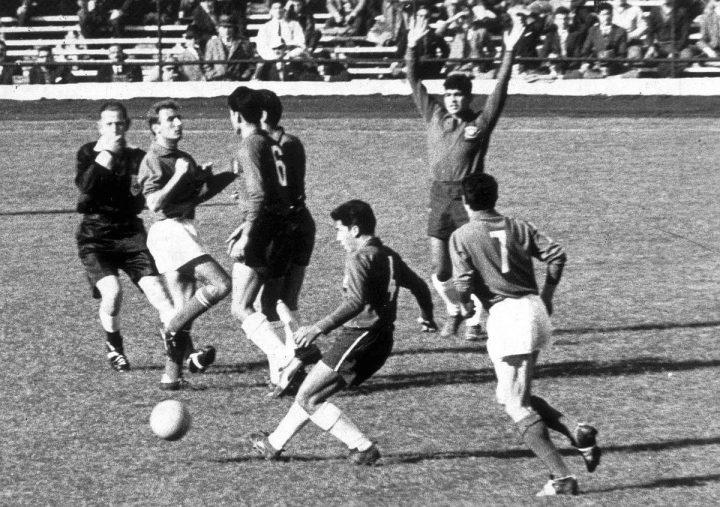 cile italia 1962