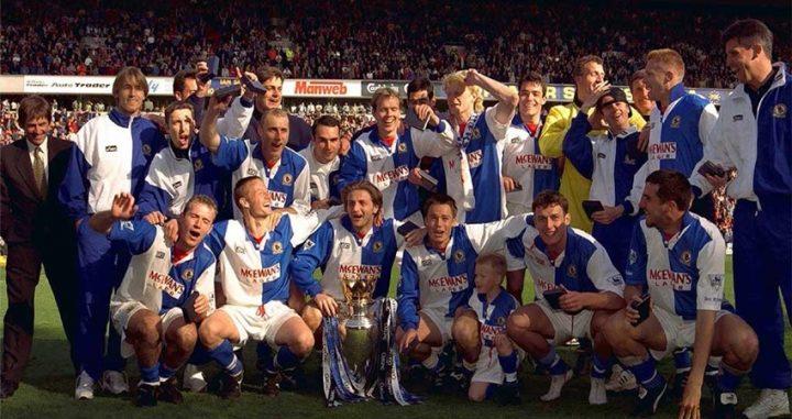 Blackburn Rovers 1994-95: lo scudetto di Jack Walker