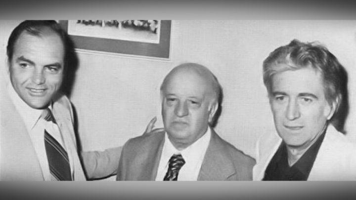 VINICIO E MAESTRELLI – luglio 1976