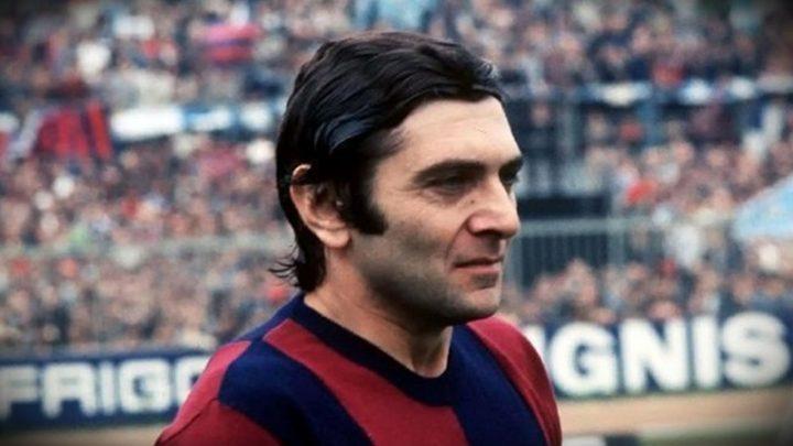 GIACOMO BULGARELLI – ottobre 1974