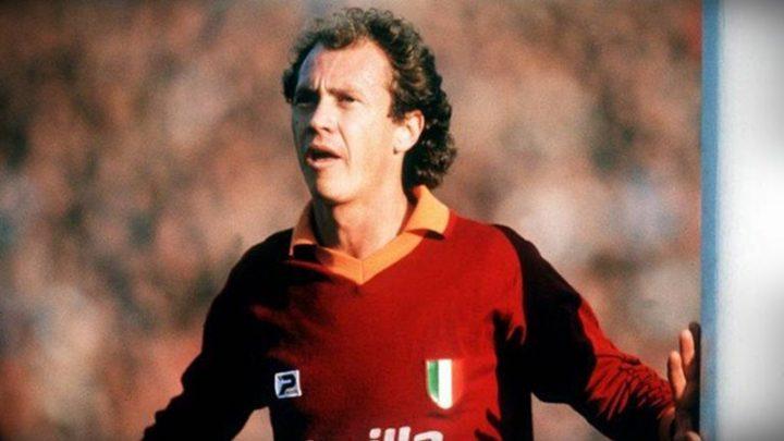 PAULO ROBERO FALCAO – aprile 1984