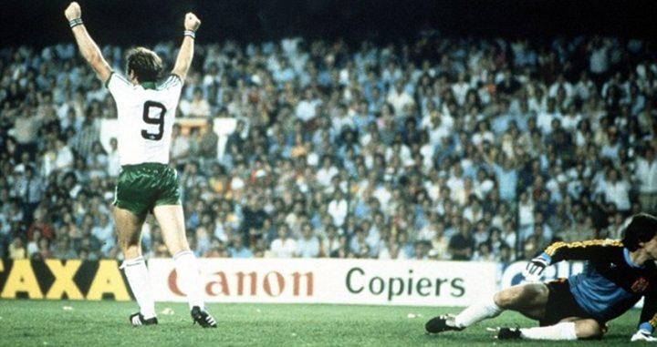 25 giugno 1982: Il giorno che Belfast rise