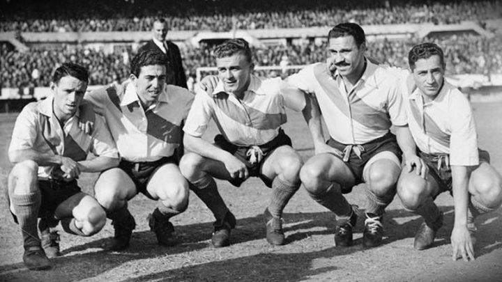 La Máquina e il River Plate anni '40