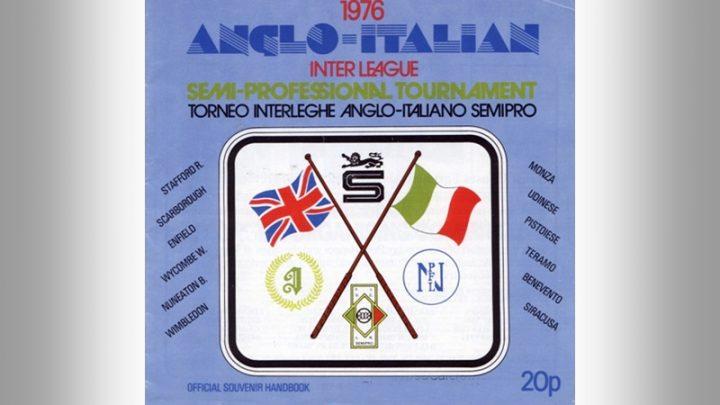 1976: Monza campione Anglo-Italiano