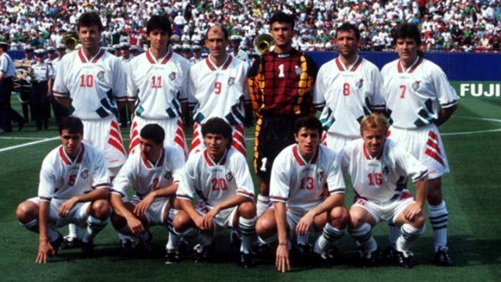 Bulgaria 1994: la generazione d'oro