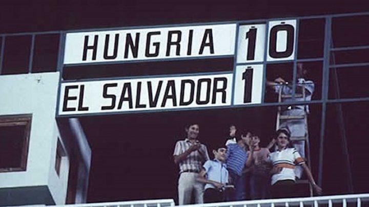 El Salvador 1982: storia di un gol