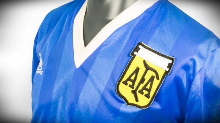 Argentina 1986 e quelle maglie fatte in casa