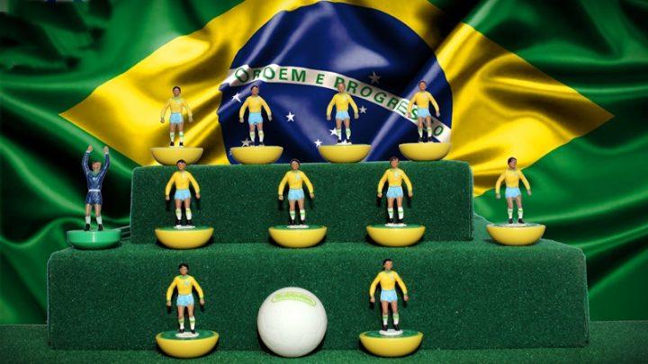Brasile 1970: una storia di numeri 10