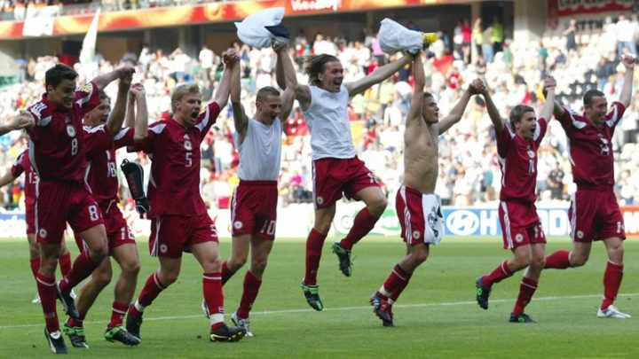 Il sogno della Lettonia a Euro 2004