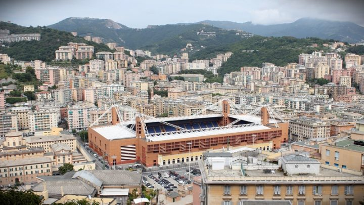 Con quello stadio un po' così…: il Ferraris di Genova