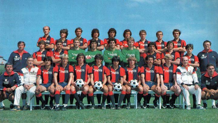 Maggio 1982: il Bologna retrocede in serie B