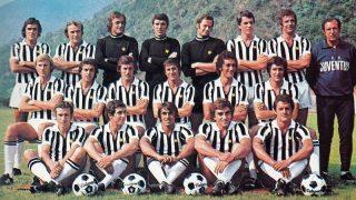 SERIE A 1974/75: JUVENTUS
