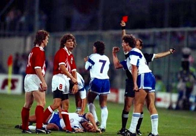 Austria-Stati Uniti 2-1; l espulsione di Murray