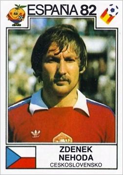 Cecoslovacchia82-Nehoda