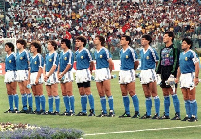 Germania-Argentina 1-0; l Argentina