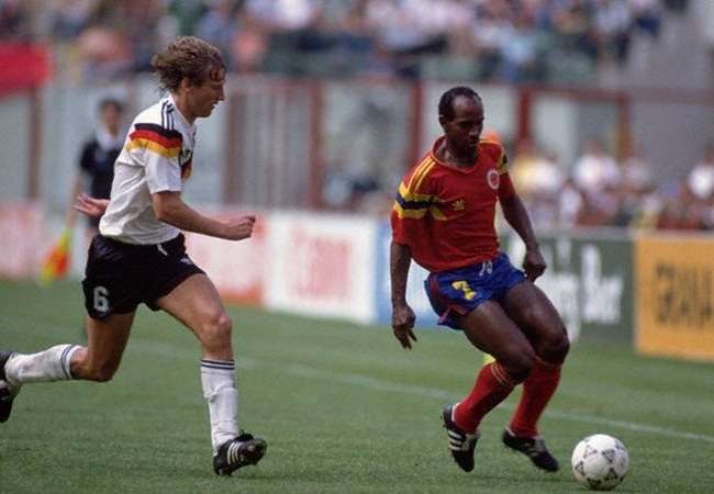Germania-Colombia 1-1; Buchwald e Estrada