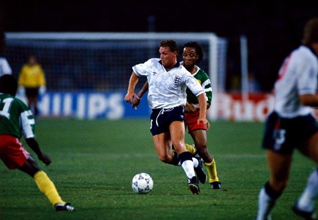 Inghilterra-Camerun 3-2; Paul Gascoigne