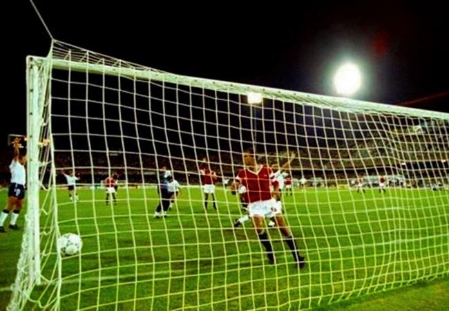 Inghilterra-Egitto 1-0; la rete di Wright