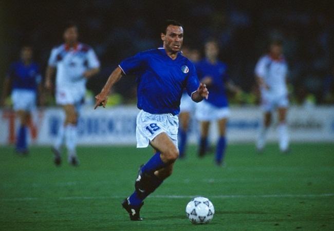 Italia-Cecoslovacchia 2-0; Salvatore Schillaci
