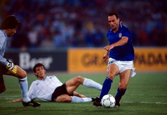 Italia-Uruguay 2.0; Schillaci tenta di sorprendere Alvez