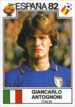 Italia82-Antognoni