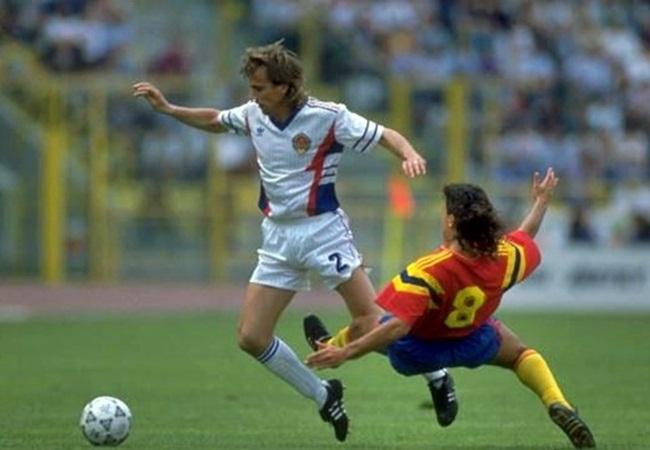 Jugoslavia-Colombia 1-0; Stanojkovic e Gomez