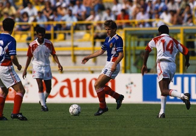 Jugoslavia-Emirati Arabi 4-1; Safet Susic