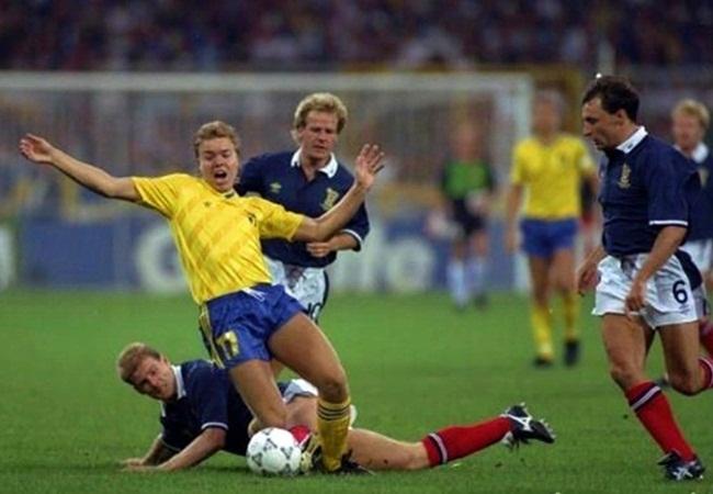 Scozia-Svezia 2-1; Durie interviene su Brolin