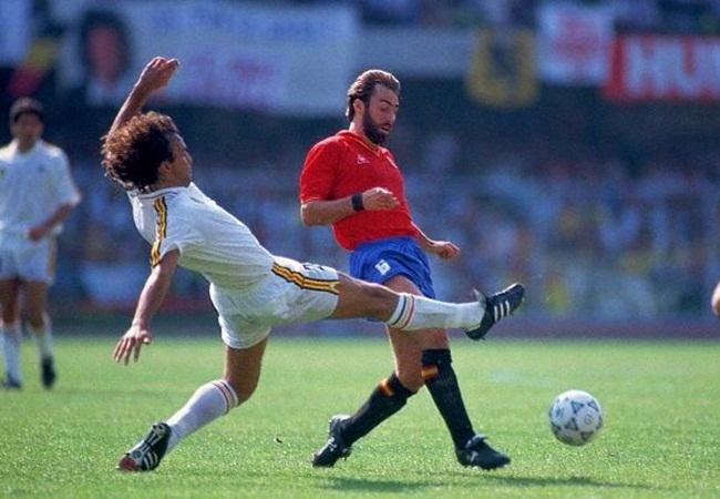 Spagna-Belgio 2-1; Demol e Martin Vasquez