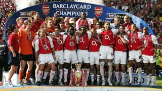 Arsenal 2003/04: The Invincibles