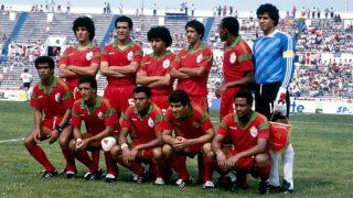 Il Marocco ai Mondiali 1986